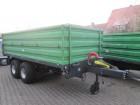 Tandem-Dreiseitenkipper 10,0 Tonnen