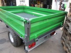 2,5 Tonnen 250x150x40cm