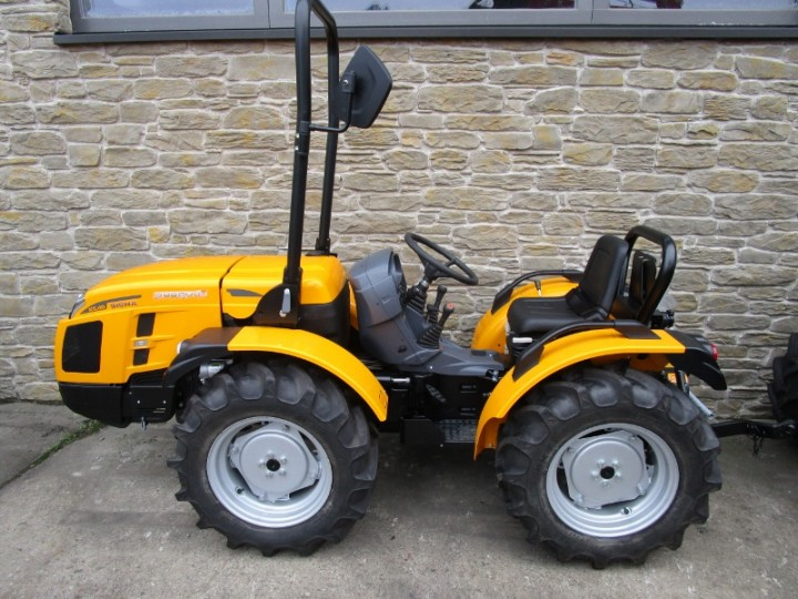 Traktor knicklenker