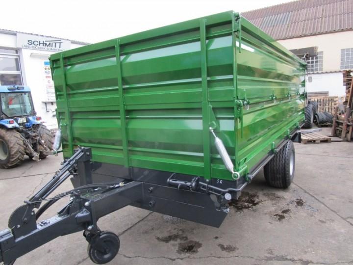 Einachs-Dreiseitenkipper 8,0 Tonnen