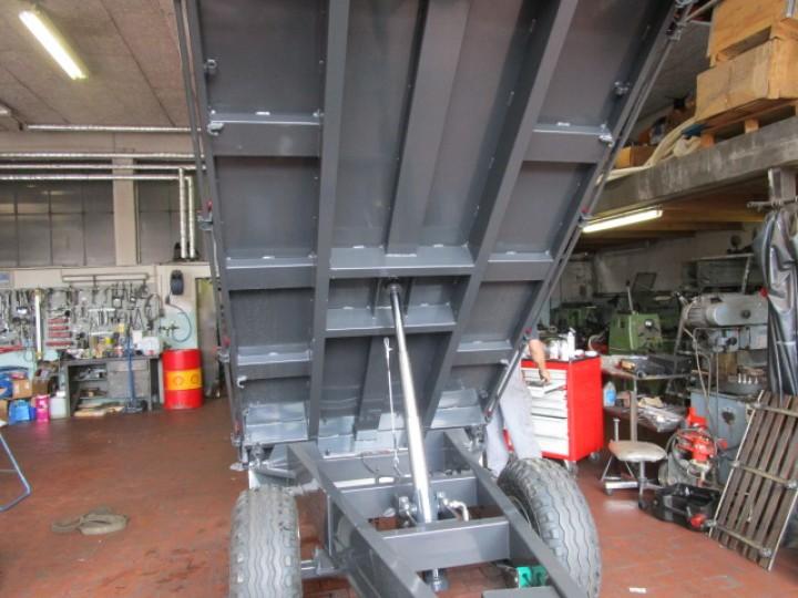 3,0 Tonnen 290x160x40 cm