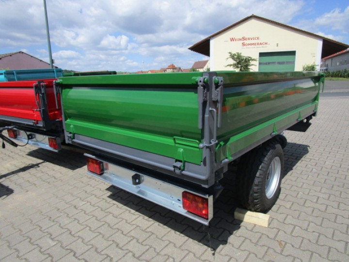 3,0 Tonnen 290x170x40 cm