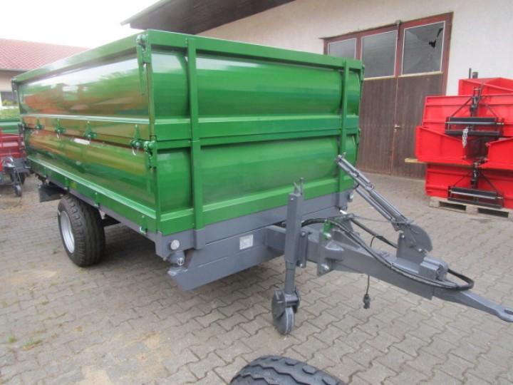 4,5 Tonnen 350x180x50 cm